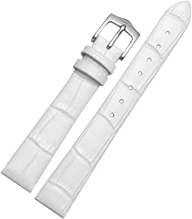 Thin Watch Band Strap for Womens Calfskin Watchband Replacement Armband Bracelet 6 8 10 12 14 16 18mm