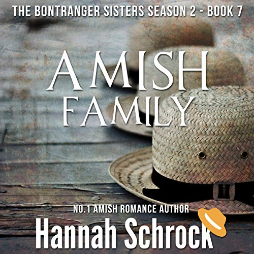 Amish Family audiobook cover art