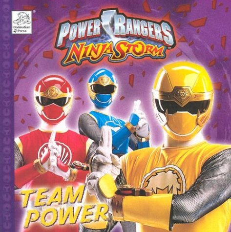 Power Rangers Ninja Storm: There's No I in Team