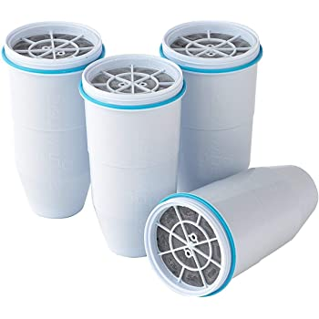 ZeroWater 4-Pack Replacement Filter Cartridges ZR-004, Basic pack