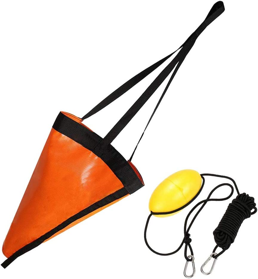 Yivibe Fees free Replacement Boat Parts Sea Brake Max 72% OFF 60cm with Drogue Anchor