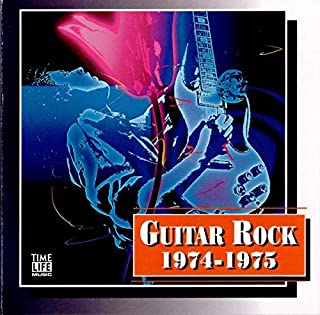 Guitar Rock 1974-1975