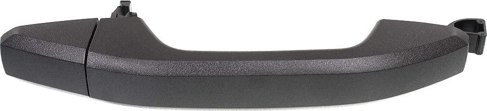 S SIZVER Ultra Finish Glossy-Black Series 8pcs Door Handle Covers Compatible with 2014-2019 Chevrolet Silverado+GMC Siera Suvs Trucks
