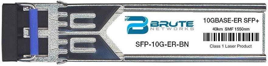 Brute Networks SFP-10G-ER-BN - 10GBASE-ER 40km 1550nm SFP+ Transceiver (Compatible with OEM PN# SFP-10G-ER)