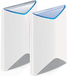 NETGEAR Orbi Pro AC3000 商务网面 WiFi 系统SRK60-100NAS 2 件装 2组