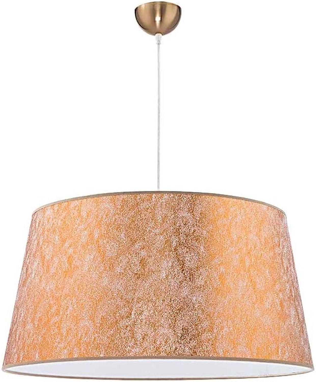 en stock Lámpara colgante TENOR 1xE27 40W 230V 60 cm Color Color Color cobre  diseño simple y generoso