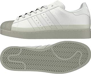best service 9a297 82d7e adidas Superstar, Chaussures de Fitness Homme, Beige (Talco Talco Sésamo 000