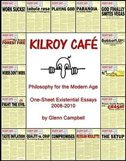 Kilroy Café: Philosophy for the Modern Age by [Glenn Campbell]