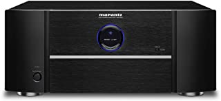 Marantz MM7055 Power Amplifier – 5-Channel Amp for Ultimate Home Theater & Audio Systems | High-Power Capability, Quality & Design | Gold-Plated Terminals (Renewed)
