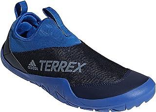 adidas outdoor Men's Terrex CC Jawpaw II Slip-On Blue Beauty/Collegiate Navy/Grey One 12 D US