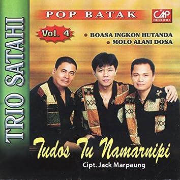 Trio Satahi Vol. 4 - Pop Batak