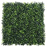Jardín Vertical Artificial Exterior - Boxwood Ligth Green 1x1 M