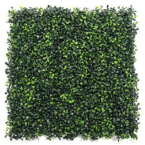 Jardín Vertical Artificial Exterior - Boxwood Ligth Green 1