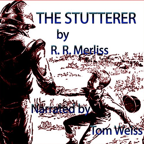 The Stutterer audiobook cover art