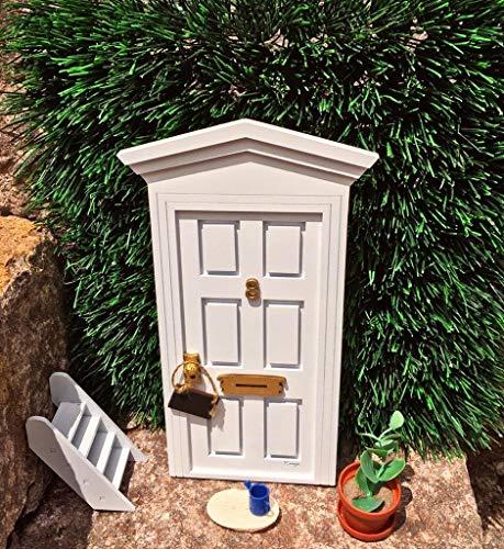 Puerta Mágica Raton De Los Dientes (Blanco)