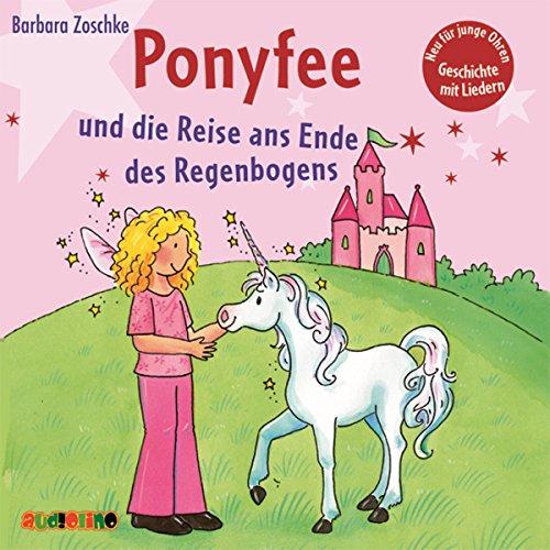 Ponyfee und die Reise ans Ende des Regenbogens Titelbild