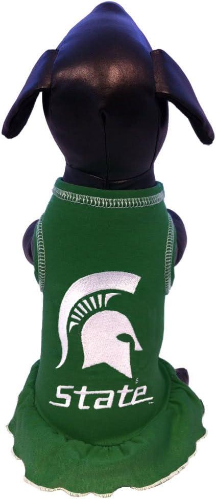 NCAA Michigan State Spartans Dog Cheerleader Dress shopping Max 64% OFF