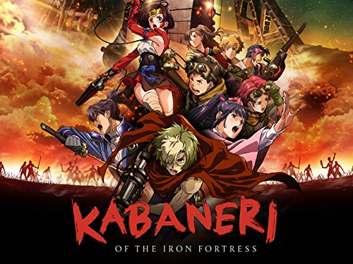 Kabaneri of the Iron Fortress (Original Japanese Version) (English Subtitled)
