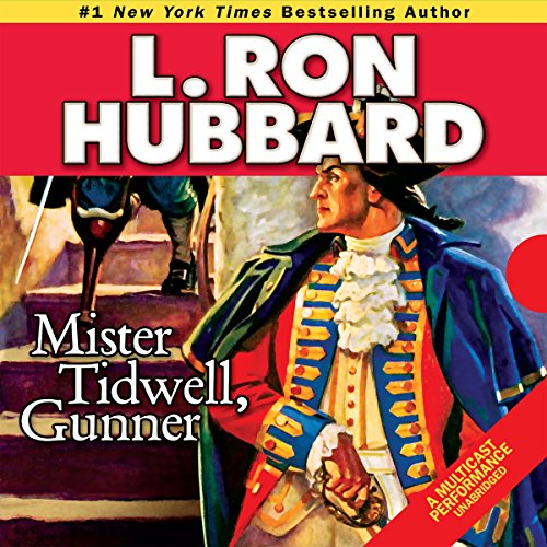 Mr. Tidwell Gunner audiobook cover art
