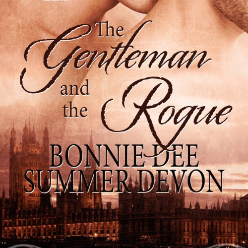 The Gentleman and the Rogue audiobook cover art