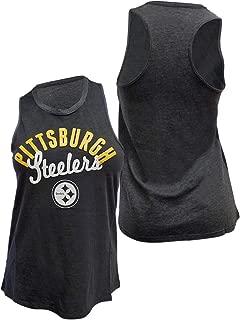 G-III Sports Pittsburgh Steelers Womens Home Run Tank