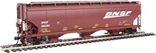 WalthersMainline BNSF 60' NSC 3-Bay Covered Hopper HO Scale