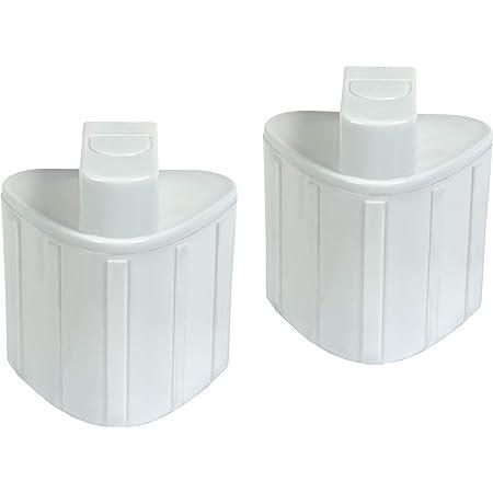 Tefal XD9070 Lot de 2 Cartouches Anti-calcaire pour Fer Centrale Vapeur