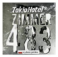 TOKIO HOTEL - ZIMMER 483 - POLSKA (1 CD)
