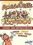 Liederbuch & Mitmachbuch: Rockwürste