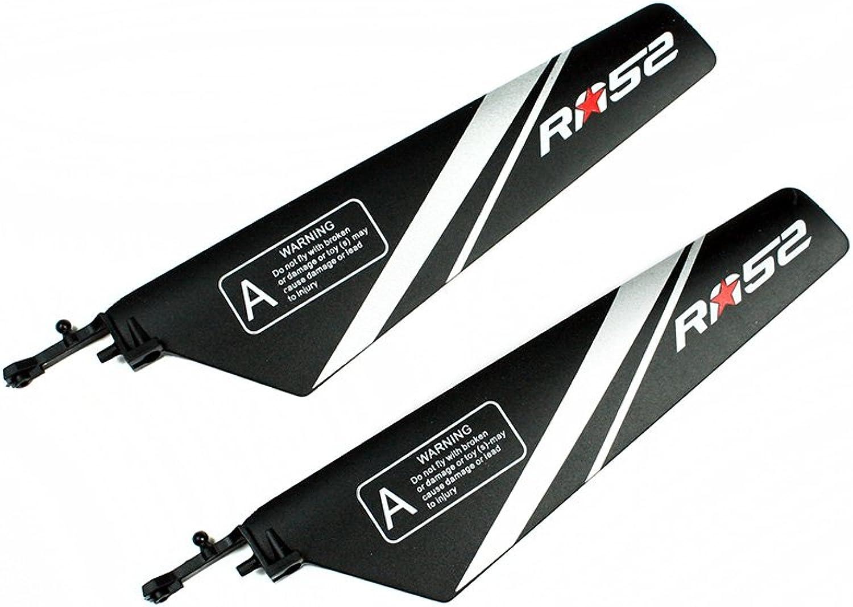 Chengxing Lower Blade Set for RA52 RC Heli