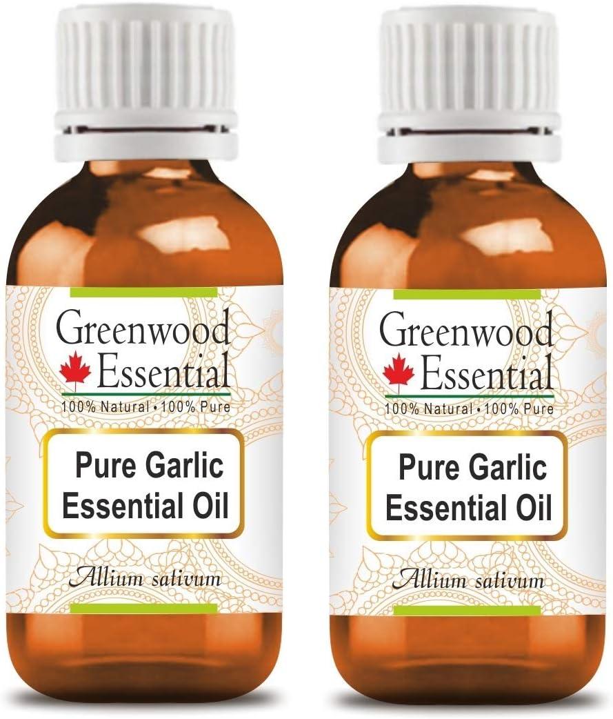 Greenwood Essential Pure Topics on TV Garlic sativum 1 Long-awaited Allium Oil