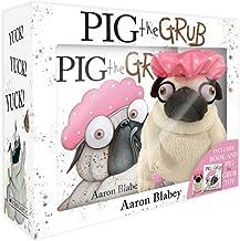 Pig the Grub Box Set with Plush