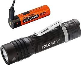folomov flashlights