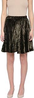 oxolloxo Women's Skirt (Olive)