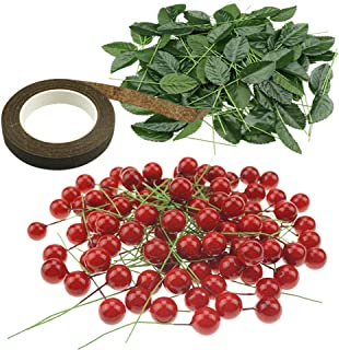 Best artificial holly leaves Reviews