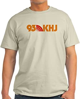 CafePress KHJ Boss Angeles 1977 - Ash Grey Cotton T-Shirt