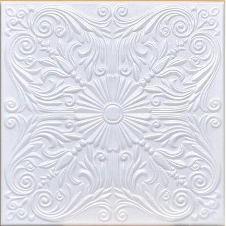 Foam Decorative Ceiling Tile ~20x20 Astana 50cm x 50cm