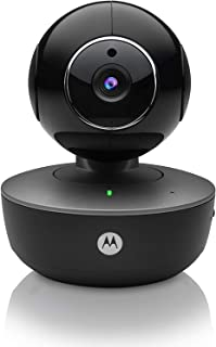 Motorola Focus 88 Connect Portable Indoor HD Wi-Fi Smart Home Monitoring Camera, Black
