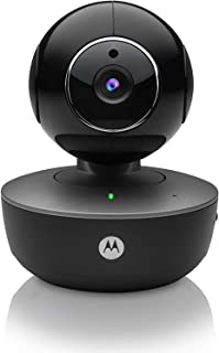 Motorola Focus 88 Connect Portable Indoor HD Wi-Fi Smart Home Monitoring Camera, White
