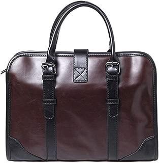 Mens Bag New Portable Document Pack Cross-section Business Briefcase Profile Casual Handbag Men's Bag High capacity