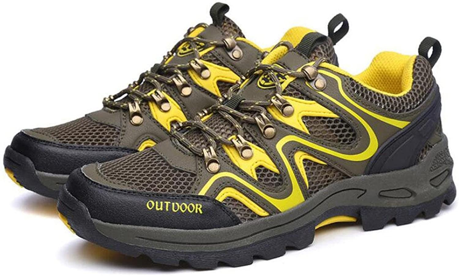 Z&HX sportsOutdoor leisure hiking shoes single layer of cloth breathable anti - slip non - slip men and women