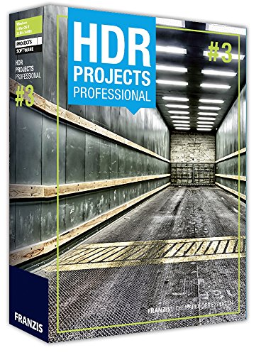 HDR projects 3 professional [import allemand]