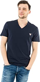 GUESS Men's PLAIN V-NECK T-Shirt