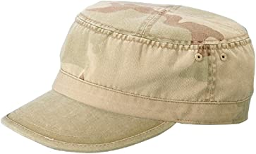 MG Enzyme Washed Cotton Twill Cap