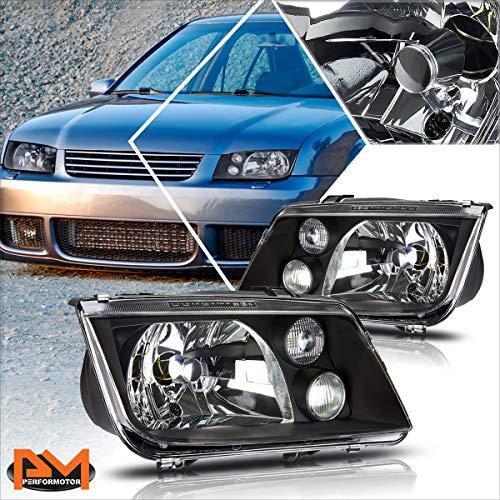 02 vw jetta headlight assembly - 4