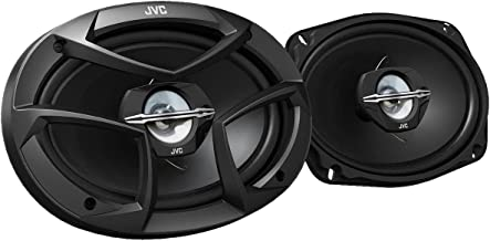 JVC CS-J6930 400W 6x9 3-Way J Series Coaxial Car Speakers