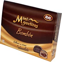 Ruiz Miniguelitos Bombón Chocolate - 250 gr