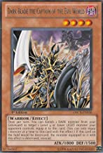 Yu-Gi-Oh! - Dark Blade the Captain of the Evil World (ORCS-EN034) - Order of Chaos - 1st Edition - Rare