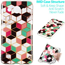 for Huawei Y3 2018 Case, Soft Slim Protective Case Shockproof Anti-Scratch Flexible TPU Cover Protective Phone Case Back Cover for Huawei Y3 2018 (Colorful)