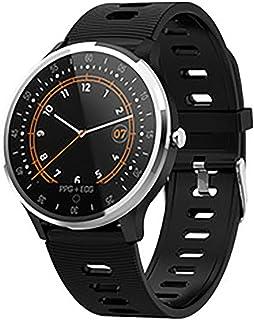 YZY Pulsera Actividad, Rastreador de Actividad a Prueba de Agua IP67 con Monitor de Ritmo cardíaco y podómetro, Reloj de Pulsera Deportivo Inteligente for Hombres de Mujeres